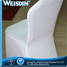 twill china wholesale suede spandex chair cover and organza sash