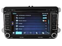 1080P HD Video Display DSP Audio Output With 10 Band EQ VW Passat Auto Radio