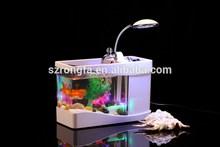 Design hot sell new design goldfish tank