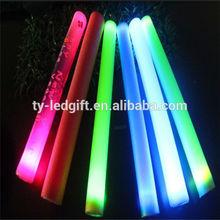 light up party led stick foam cheering wholesale foam glow stick