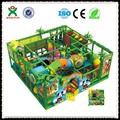 Franchise en chine en interne de jeux pour enfants utilisés qx-107d enfants équipements de jeux couverte