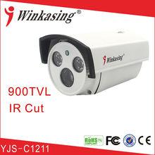 10 years experienced manufacturerMicron sensor bullet 900tvl cctv security camera analog CCTV camera