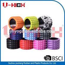 slim shape foam roller 049 Portable High Density EVA Foam Roller
