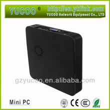 Smallest Mini Pc Intel Atom D2500 Dual Core mini pc intel i5