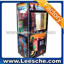 LSJQ-418 caprain jack crane claw machine for sale claw crane toy machine happy world toy crane claw machine