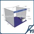 Portátil de alumínio tenda shell regime/evento exposição booth design/material estande