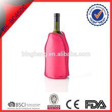 China alibaba wholesale resuable wine bottle table cooler