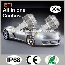 Best Design 30w Car H1 H3 H4 H7 H8 H9 H10 H11 H13 Led Headlight for Mini Cooper