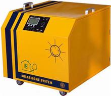 solar pv power system 5kw portable ad dc solar generator