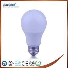 10W manufacturer 1600lm ceramic bulb A19 LED globe 6W 3 years warranty ceramic