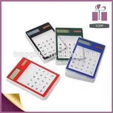 Transparent Calculator Solar Calculator Ranges Pocket Calculator