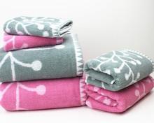 Sandy 2015 New Design High Quality 100% Cotton Bath Towel