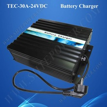24V Battery Charger Automatic 30 Amp, Gel or Lead Battery Charger 30A