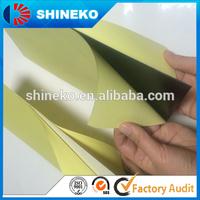 Self adhesive bakelite recycling pp sheet