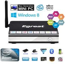 Egreat i6 Intel Atom CPU 3735F intel mini pc windows 7