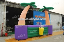 Event decoration Type entrance arch gate/inflatable event arch/inflatable air arch