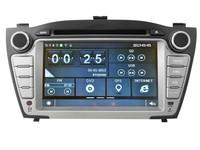 1080P HD Video Display DSP Audio Output With 10 Band EQ Hyundai Tucson IX35 Accessories
