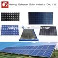 2015 hause solaranlage, solar-pv-panel, solarwarmwasserbereiter