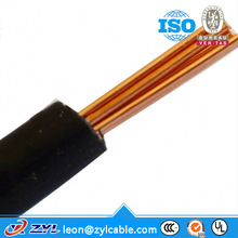 external power cable/rubber power cable/solid core copper wire