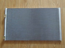 sell made in china aluminum parallel flow bailing ac condenser for liugong