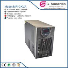 Renewable energy equipment kyocera solar panel with solar inverter