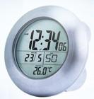2014 Shinest and hottest seller bathroom clock radio
