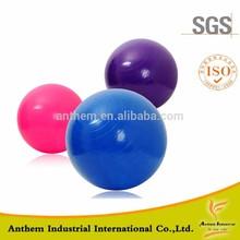 New Anti-burst PVC Yoga Gym Ball,Type Yoga Ball,Promotional yoga balls