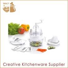 Vegetable Slicer Shredder Dicer Manual Vegetable Cutter Multifunction Food Processor