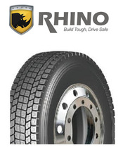 RHINO KING 315/60R22.5 295/60R22.5 Truck Tyre with Improved formula