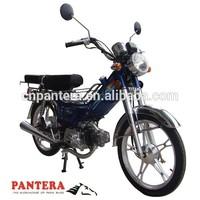 PT70-D Algeria Popular 50cc Cheap Alloy Wheel Mini Cub for Sale