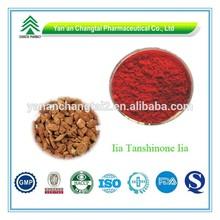 Hot Sale GMP Certificate 100% Pure Natural Tanshinone10%-90%