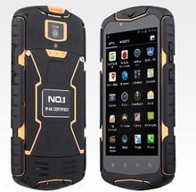 "5.0"" NO.1 X-MEN X1 Waterproof Dustproof Shockproof 3G Smartphone MTK6582 Quad Core 1GB+8GB Android 4.4 1280*720 GPS OTG 13.0MP"