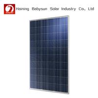 2015 high quality 240W poly solar pv panel, photovoltaic solar module
