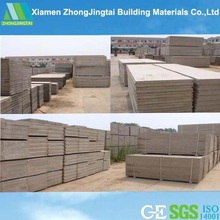 Eco friendly ISO standard EPS foam sandwich insulation wall panel board