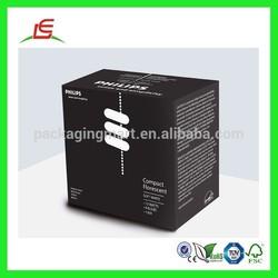 Q856 2015 Shenzhen Supplier Wholesale Cheap Foldable Light Bulb Box Packaging Design