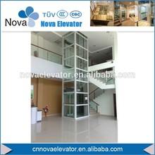 320KGS, 4 Persons Small Villa Lift Elevator