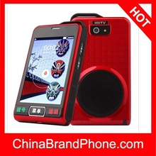 4.3 inch Elders TV Mobile Phone, Big Loudspeaker, FM, Flashlight & Camera, Dual SIM, GSM Network