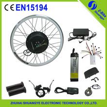 2015 novo estilo de 36 v 500 w bicicleta elétrica kit de conversão do motor