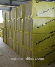 Sound insulation ROCK WOOL BOARD for HVAC system