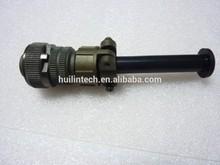 NCS-162-PM 125V 5A aviation plug M16 replaced Nanaboshi connector