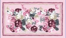 High quality digital print fashion cat printed scarf
