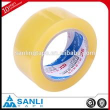 coreano caliente de la venta de auto de color amarillento fabricantes de cinta adhesiva