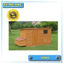 Wooden Flat Pack Chicken House / Large Chicken Coop Run designs