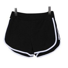 Women's Casual Sport Training Baggy Jogging Shorts Pants