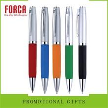 Promotional Bulk Gold Customed Logo Metal Ballpoint Rollings Pen