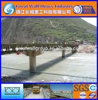 CB100,321-DSR,Portable bridge , bailey bridge for military