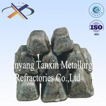 silicon aluminum alloy ingot (FeSiAl) of iron-making material/fe si al metal block