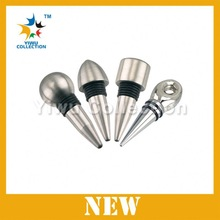 china supplier metal wine stoppers,led bottle caps,assorted colours