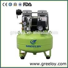 Central air compressor dental definition