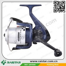 1030SAF 4+1BB High Speed Spinning Reel, Blue/White 6 ball bearings lure fishing reel